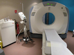 scanner thoracique sans produit de contraste